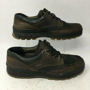 ECCO Mens 48 track II Oxford Gore-Tex Comfort Shoe